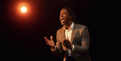 An afternoon with Hugh Maynard