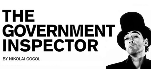 The Government Inspector, Review by Gary Poppe