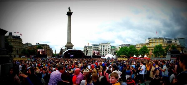 West End Live at Trafalgar Square