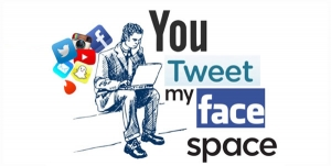 'You Tweet My Face Space' Debut