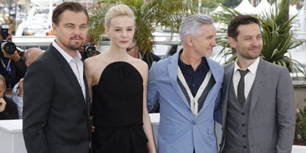 The Great Gatsby Opens Cannes
