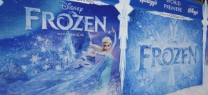 Disney's Frozen will arrive in London next year
